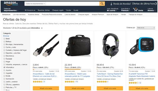 """Amazon: """"Fácil de usar. Gran selección. Conveniencia"""", Desafíos del marketing"""
