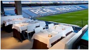 restaurante Real Madrid