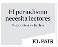 periódico suscripción