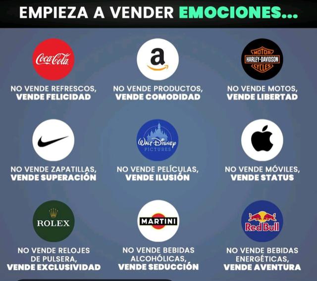 empieza a vender emociones - Empieza a vender emociones