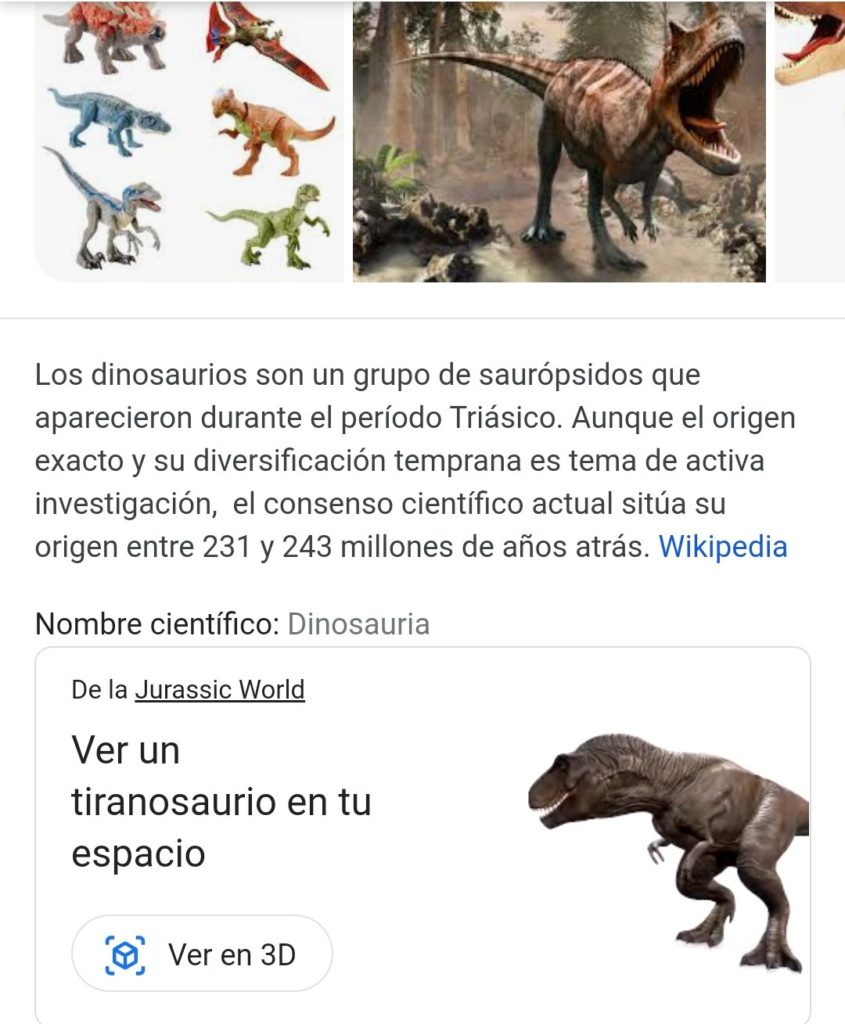 realidad-aumentada-captura-dinosaurio