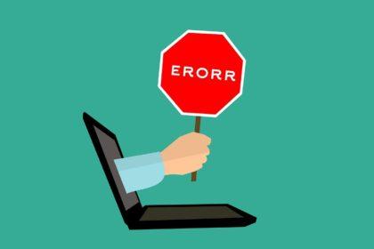 6 errores más habituales en el marketing