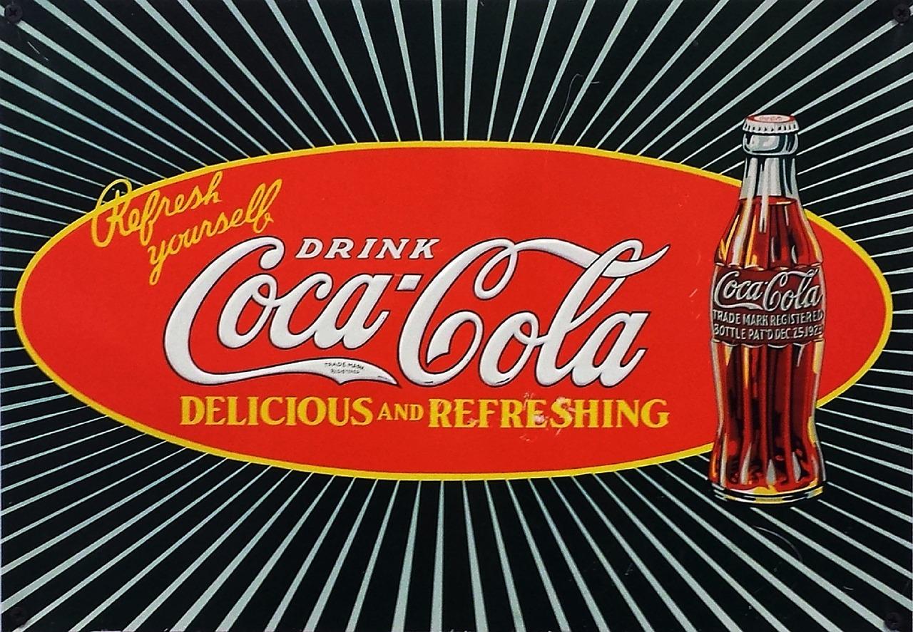 marca coca cola, siempre presente en JJOO