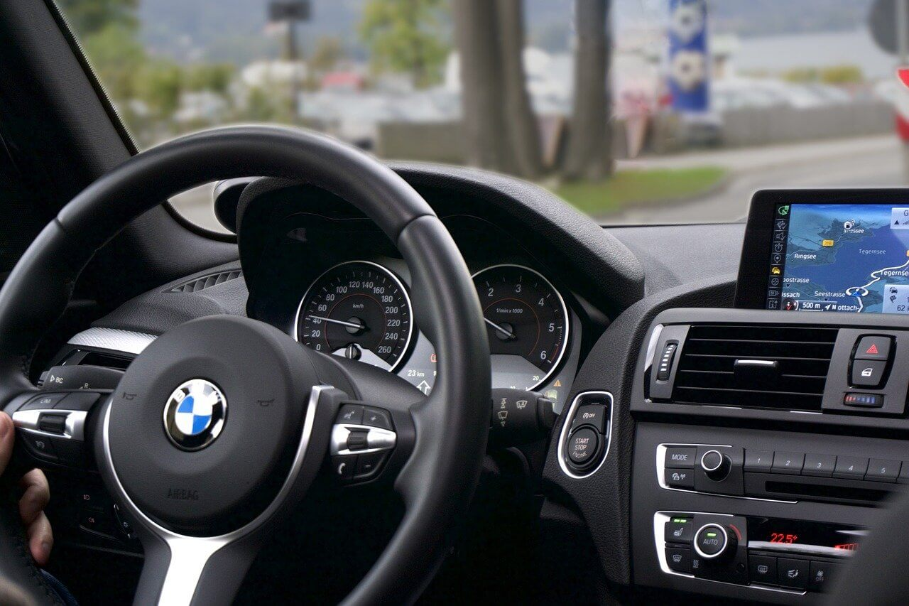 colores corporativo BMW