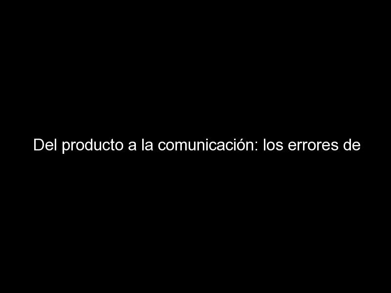 del producto a la comunicacion los errores de la superliga que se podrian haber evitado 1113 - Del producto a la comunicación: los errores de la Superliga que se podrían haber evitado