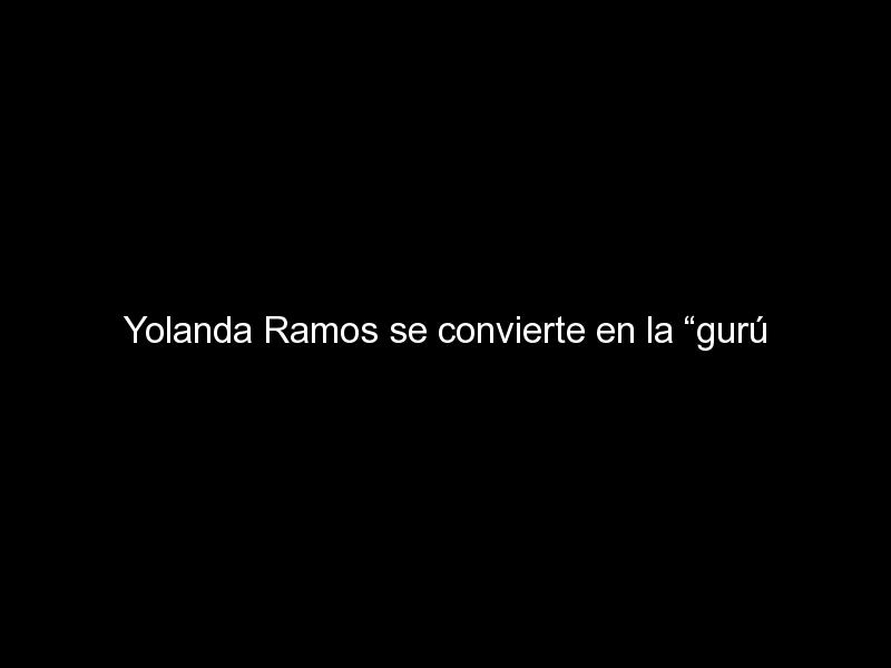 """yolanda ramos se convierte en la guru tecnologica del nuevo catalogo de ikeae280a8 516 - Yolanda Ramos se convierte en la """"gurú tecnológica"""" del nuevo catálogo de IKEA"""