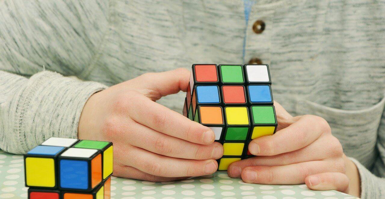 Cubo Rubik éxito ventas
